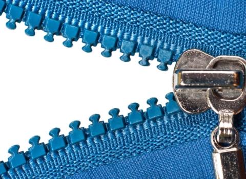 Brizgani plastični patenti za nautiku i vanjsku konfekciju YKK