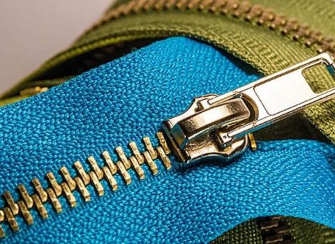 Metalni patentni zatvarači za šivanje teške tapetarske konfekcije, kožnog i jeans programa